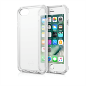 Itskins Supreme Gel Cover til iPhone 6/6S/7/8. Transparent