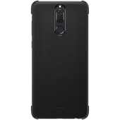 HUAWEI MATE 10 LITE PU LEATHER CASE - BLACK