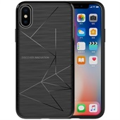 NILLKIN Magic TPU Cover til iPhone XS/X - Black