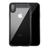 BASEUS Slim Cover til iPhone X - Black