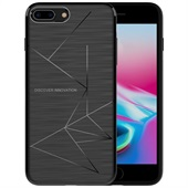 NILLKIN Magic TPU Cover til iPhone 8 Plus - Black