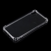Drop-Proof TPU-Cover til iPhone XS Max - Black