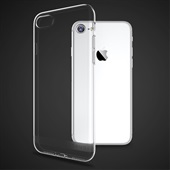 USAMS Clear TPU Cover til iPhone 7/8