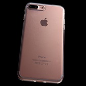 TPU-Cover til iPhone 7 Plus - Transparent