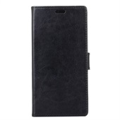 PU-leather Flip Cover til Xcover 4 - Black