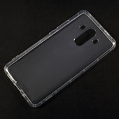 Drop-proof TPU cover til Huawei Mate 10 Pro - Transparent