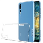 NILLKIN Nature Soft TPU Cover til Huawei P20 Pro - White