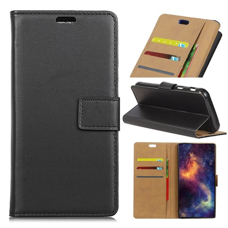 Leather wallet til Huawei Mate 20 Pro