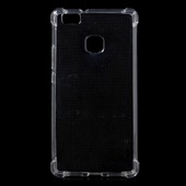 Drop-proof TPU Cover til Huawei P9 Lite - Transparent