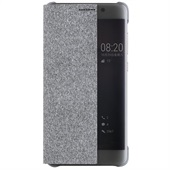 Smart View Flip Case Light Grey til Huawei Mate 9 Pro
