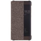 Smart View Flip Case Brown til Huawei Mate 9 Pro