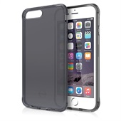 ITSKINS Gel Cover iPhone 7 - Black