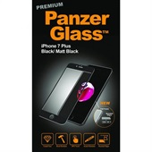 Panzerglass Premium iPhone 7 Plus Black Matt