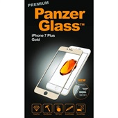 Panzerglass Premium iPhone 7 Plus Gold