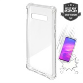 4smarts IBIZA Hard Cover til Samsung Galaxy S10 Plus - Transparent