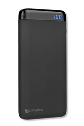 4smarts Power Bank VoltHub 10000 mAh Qualcomm Quick Charge 3.0 black