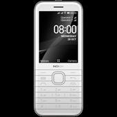 NOKIA 8000 4G DUAL-SIM - White