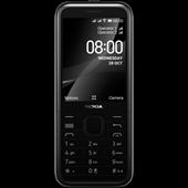 NOKIA 8000 4G DUAL-SIM - BLACK
