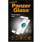 Panzerglass Premium til iPhone 6/6S/7 White