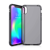 ITSKINS Gel Cover til iPhone XR - Black