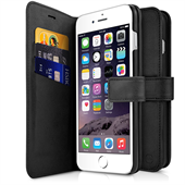ITSKINS Book Cover til iPhone 6/6S/7 - Black