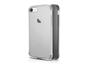 ITSKINS Gel Cover 2-pak til iPhone 7 Plus - Transparent og Black