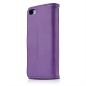 ITSKINS Book Cover til iPhone 5/5S/SE - Lilla