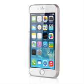 ITSKINS Hard Cover til iPhone 5/5S/SE - Transparent