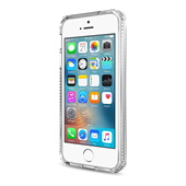 ITSKINS Soft Cover til iPhone 5/5S/SE - Transparent