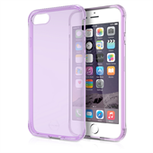 ITSKINS Gel Cover iPhone 7 - Purple