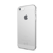 Zero G Gel Cover til iPhone 5/SE - transparent