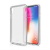 ITSKINS Gel Cover til iPhone XS Max Transparent