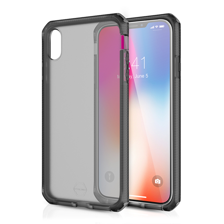 ITSKINS Supreme Gel Cover til iPhone XS Max Transparent