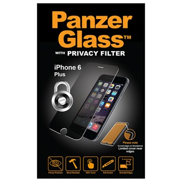 PanzerGlass iPhone 6/6S/7/8 Plus Privacy