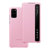 SAMSUNG GALAXY S20+ CLEAR VIEW COVER SKY PINK