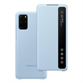 SAMSUNG GALAXY S20+ CLEAR VIEW COVER SKY BLUE