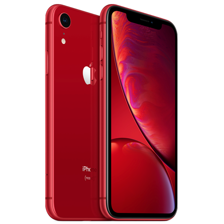 Apple iPhone XR 128GB (PRODUCT)<sup>RED</sup>