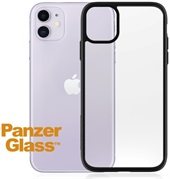PanzerGlass ClearCase med BlackFrame til Apple iPhone 11