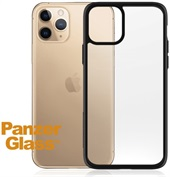 PanzerGlass ClearCase med BlackFrame til Apple iPhone 11 Pro Max