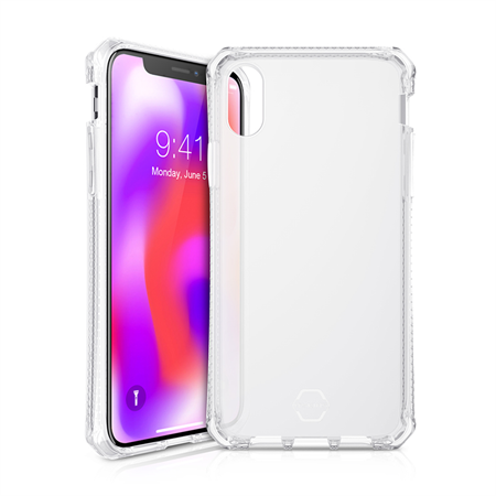 ITSKINS Gel Cover for iPhone XR Transprent
