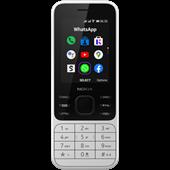 NOKIA 6300 4G DUAL-SIM - White
