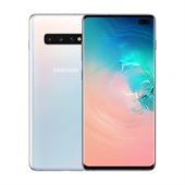 Samsung Galaxy S10 Plus | 128GB | 8GB Ram | Prism White