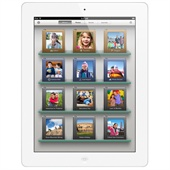 Apple iPad Mini 32GB WiFi White/Silver