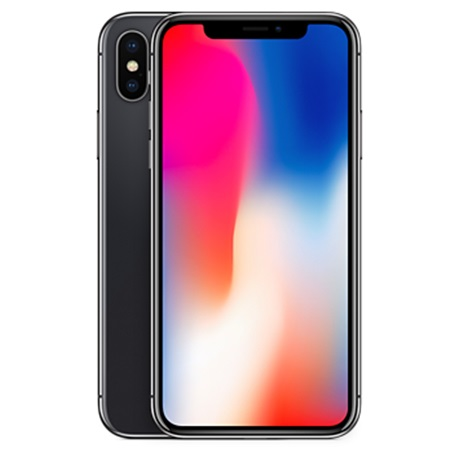 apple iphone x 64gb space grey uden abonnement. Black Bedroom Furniture Sets. Home Design Ideas