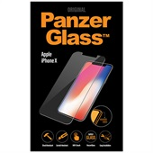 PanzerGlass iPhone X Clear Flat