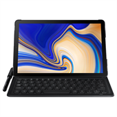 Samsung Bookcover Keyboard Tab S4 - Black