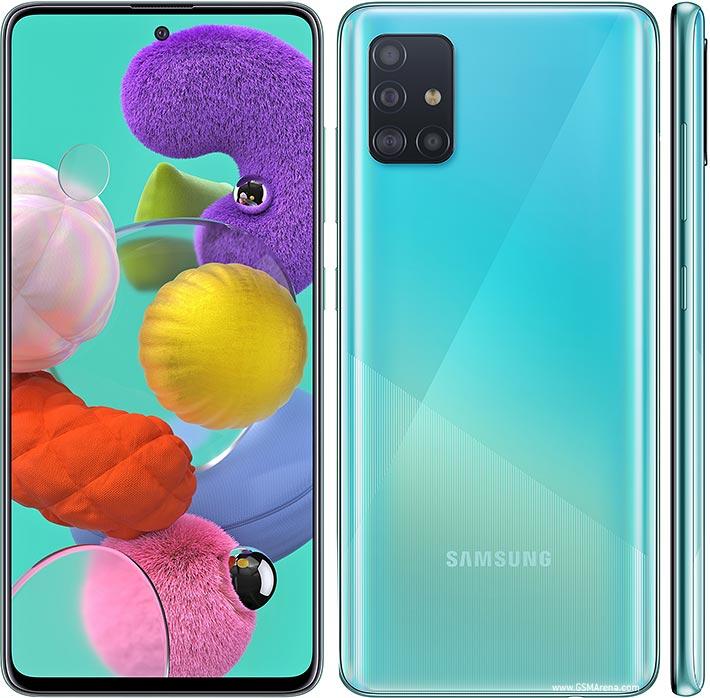 Galaxy A51 Tilbehør