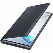 LED View Cover Black for Samsung Galaxy Note 10 Plus