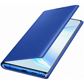 LED View Cover Blue for Samsung Galaxy Note 10 Plus