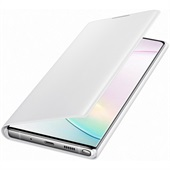 LED View Cover White for Samsung Galaxy Note 10 Plus